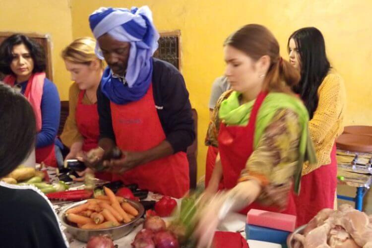 curso cocina en khamlia
